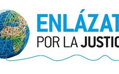 Campaña «Enlazate por la justicia»