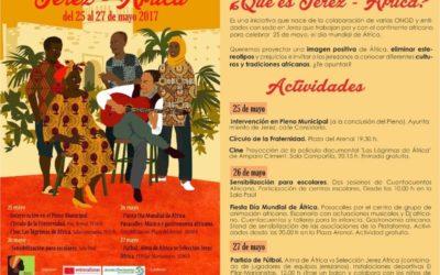 Jerez África 2017, actividades a celebrar en este año 2017