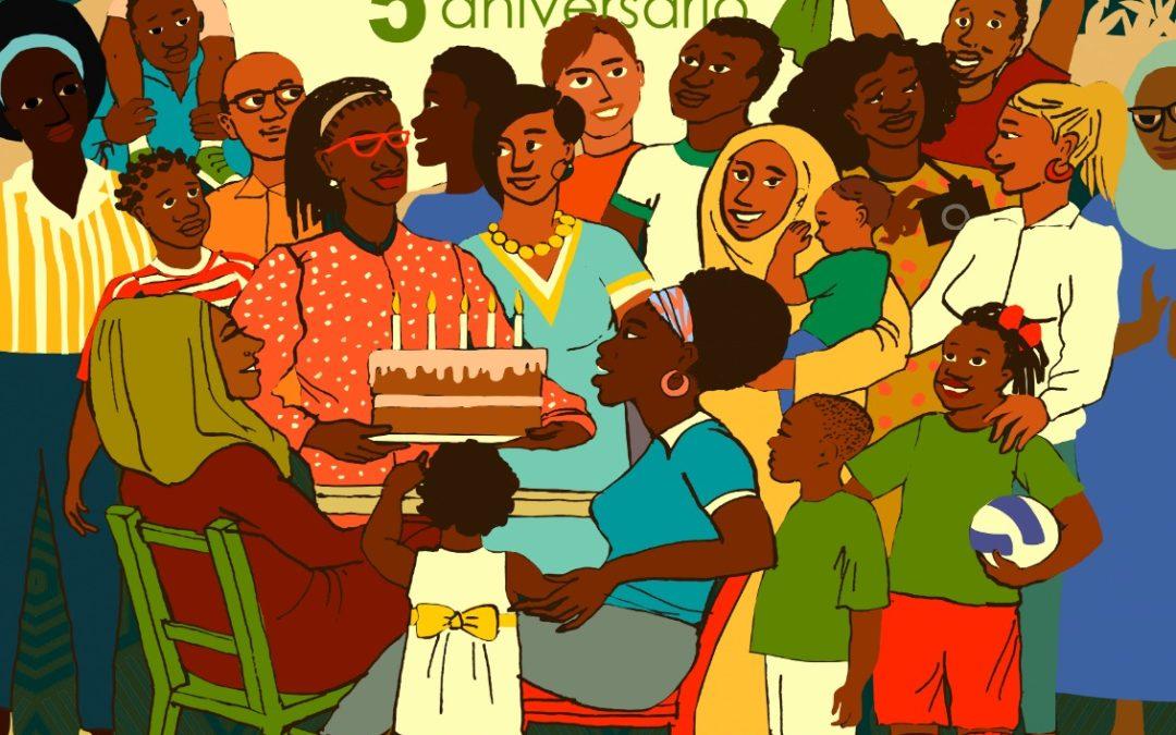ACTIVIDADES CELEBRACIÓN JEREZ. ÁFRICA 2019